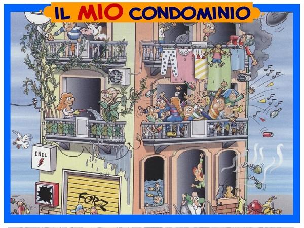 Il condominio ammistrazione condomini l 39 aquila - Rumori molesti vicini di casa ...